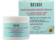 Natural pain relief cream by masada