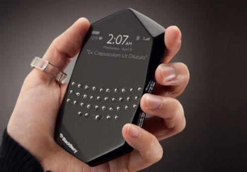 For sale: brand new blackberry empathy