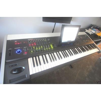 Korg pro piano, yamaha piano