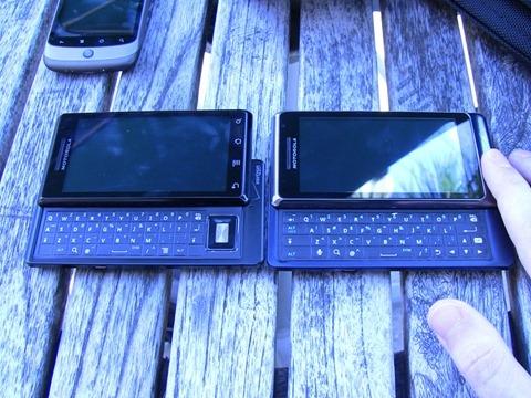 Motorola 4g atrix teléfono android