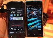 Nokia X6 desbloqueado teléfono GSM  con cámara de 5 MP, 3G y memoria de 16GB (Negro)