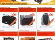 Articulos promocionales y productos de merchandising