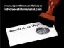 APOSTILLA DE DOCUMENTOS, APOSTILLE DE LA HAYA
