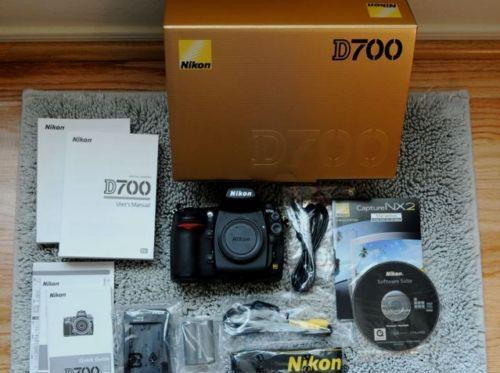 Brand new nikon d700 12mp dslr camera