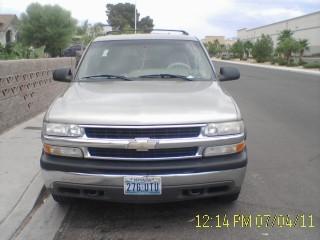 Chevy suburban 2001