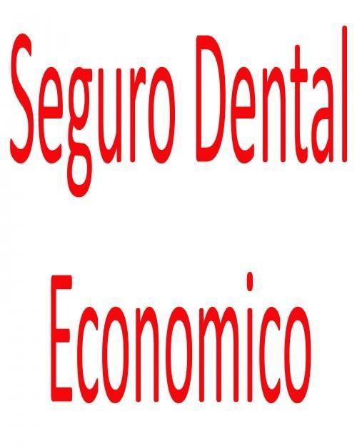 Planes dentales economicos