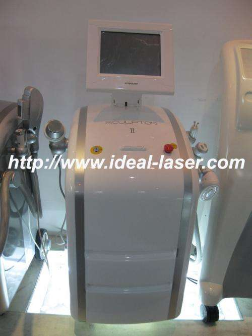 Body contouring machine with cavitation and bipolar rf laser beauty for sale