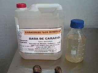 Vendo baba de caracol o extracto de caracol,snail secretion filtrate