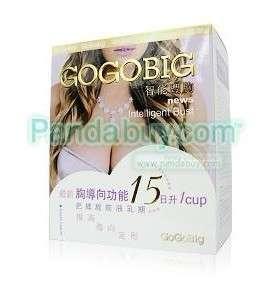 Gogobig 100%original breast enhancement