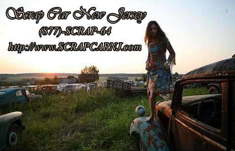 Cash for scrap cars & trucks in new jersey!!