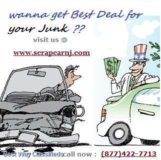 Get cash for your old vehicle here!