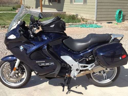 2001 bmw r 1200 gs in a very good condition.
