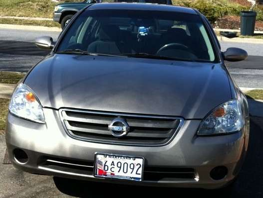 Buy nissan altima 2002 in good condition