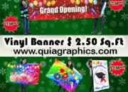 Vinyl Banners  Los angeles Banners Los angeles
