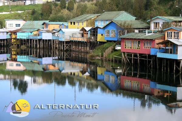 Private tours in puerto montt - lake district chile