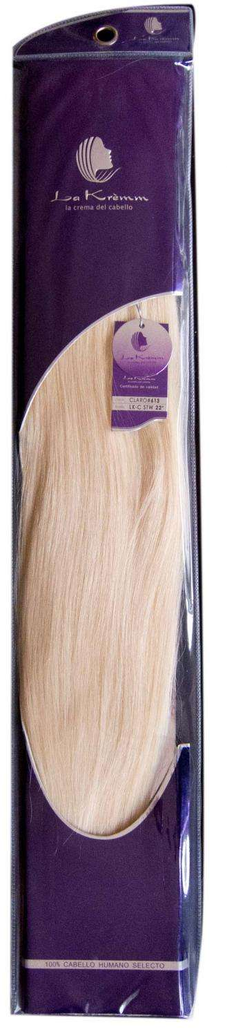 Extensiones de cabello 100% natural (cortinas de pelo)