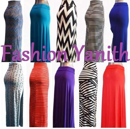 55cefc653 Faldas fashion largas por mayoreo en Los Angeles - Ropa y calzado ...