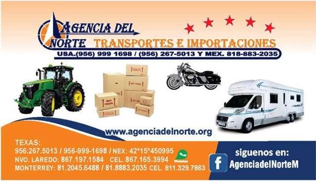 Importación de mercancías agencia aduanal