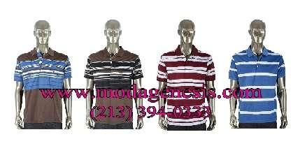 5d510a9d0c88d Camisas tipo polo venta por mayoreo en Los Angeles - Ropa y calzado ...