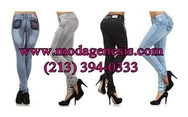 72ebd7edc6 Jeans colombianos venta por mayoreo en Los Angeles - Ropa y calzado ...