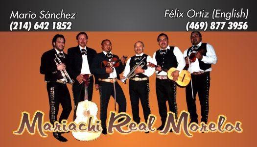 Mariachi real morelos ~ dallas