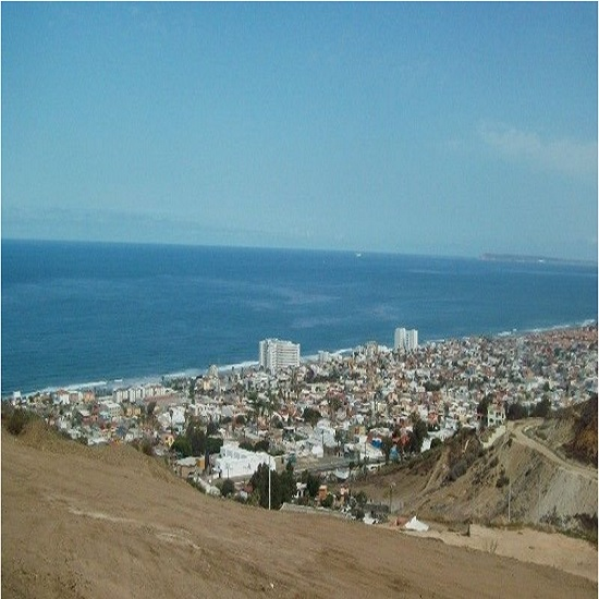 Playas de tijuana baja california mexico