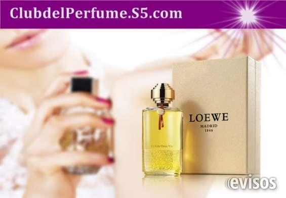 Perfumeria para mujer