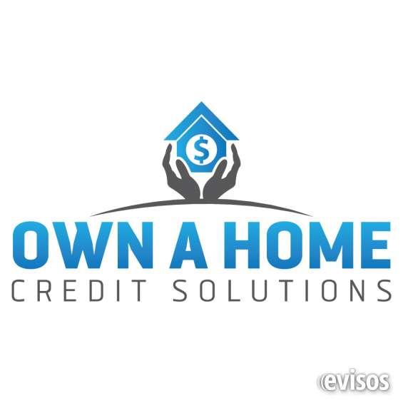Reparamos su credito para que uste puedas comprar su casa