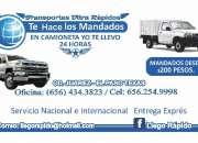 paqueteria ciudad juarez