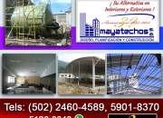 construcción, cielos rasos pvc, tabiques, estructuras metálicas, curvos, herrería.