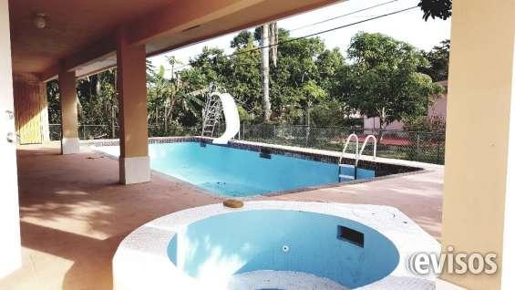Casa para la venta en miami con piscina