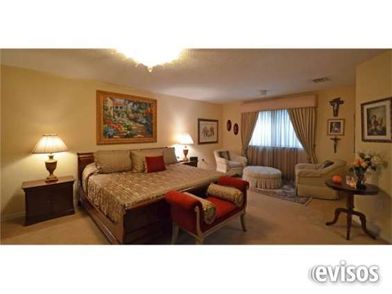 Renta de casa en el doral florida cuatro habitaciones