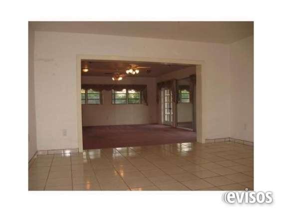 Renta de casa 5 habitaciones en miami
