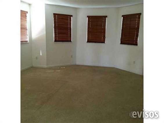 Casa en renta en miami 4 habitaciones.
