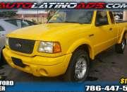 2002 ford ranger!! excelente estado
