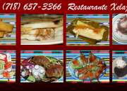 Restaurante Xelajú - Salones para Fiestas/Catering (718) 657-3366