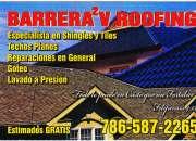 Barrera2 v roofing   estimados gratis