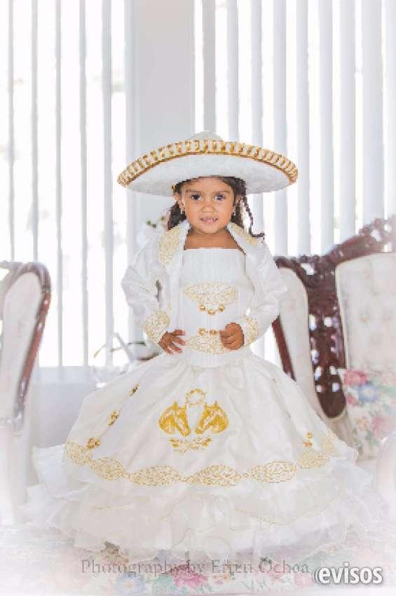 Vestidos Charro Para Bautizorepresentation En Los Angeles