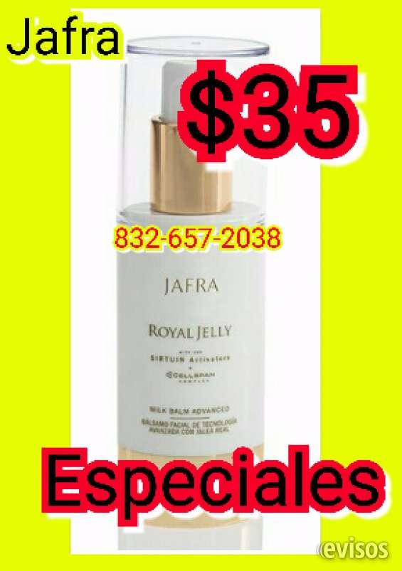 Especiales en perfumeria jafra