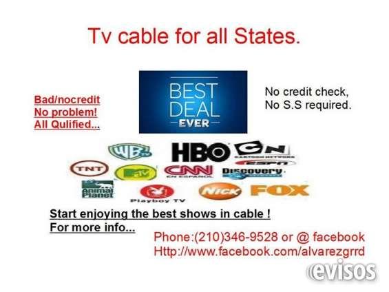 Servicios de cable & internet