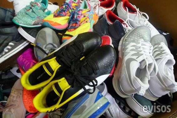 Tenis de marcas mixtas usados