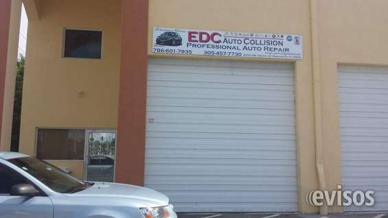 Edc auto collision inc