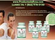 Vitamin B12 para la salud
