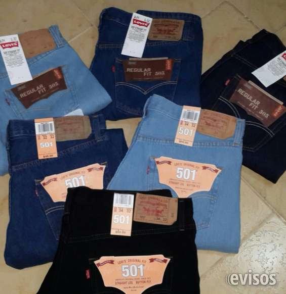 Jeans de marca para hombres