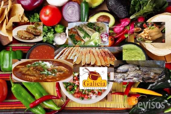 Galicia restaurante antojitos mexicanos