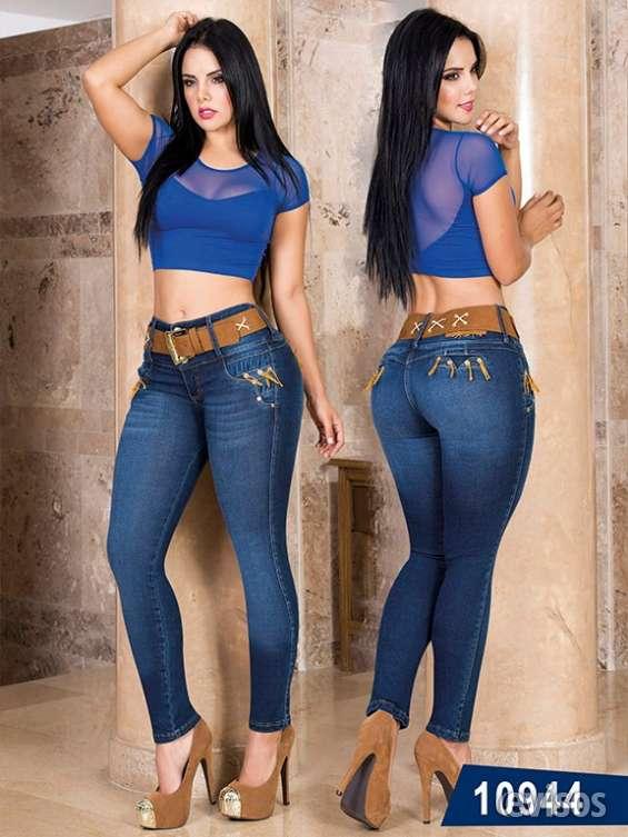 Hermosos Jeans Levantacola 100 Colombiano En Evergreen Park Ropa Y Calzado 83731