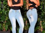 Hermosos jeans levantacola 100% Colombiano