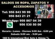 LOTES DE ROPA INTERIOR TOTALMENTE NUEVOS