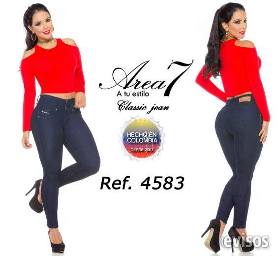 842685c6ba Espectaculares jeans hechos en colombia. Jeans 100% colombianos que realzan  tu figura