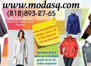 ropa de invierno , venta mayoreo .www.modasq.com